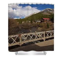 St Elmo Shower Curtain