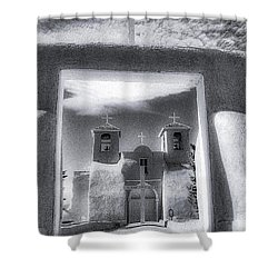 St. Francisco De Asis Shower Curtain