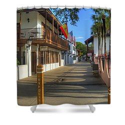 St George Street North Shower Curtain