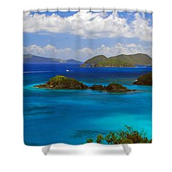St. John's Usvi Shower Curtain