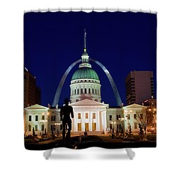 St. Louis Shower Curtain