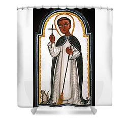 St. Martin Of Porres - Aomap Shower Curtain
