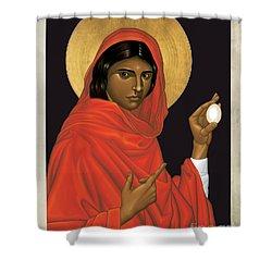 St. Mary Magdalene - Rlmam Shower Curtain