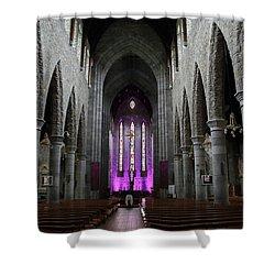 St. Mary's Cathedral, Killarney, Ireland 2 Shower Curtain