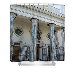 St. Mary's Shower Curtain