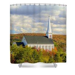 St Mary's Roman Catholic Church Shower Curtain
