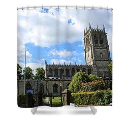 St. Mary's,tickhill Shower Curtain