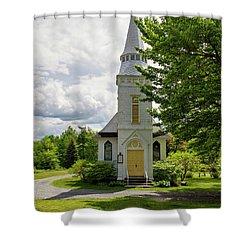 St. Matthew's Chapel Shower Curtain