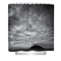 St Michael's Mount Shower Curtain