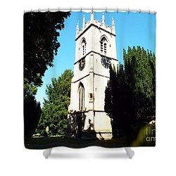 St. Michael's,rossington Shower Curtain