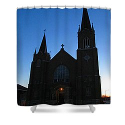 St. Patrick's Of Escanaba Shower Curtain