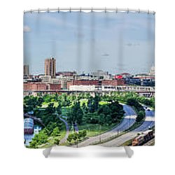 St. Paul Shower Curtain