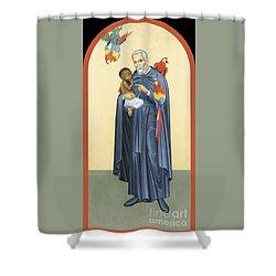St. Peter Claver - Rlprc Shower Curtain