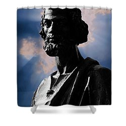 St. Peter Shower Curtain