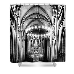 St. Peter's Cathedral Shower Curtain