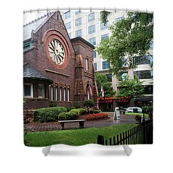 St. Peter's Episcopal Church Shower Curtain