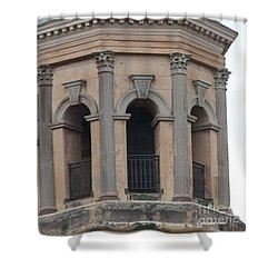 St. Philips Steeple 1 Shower Curtain