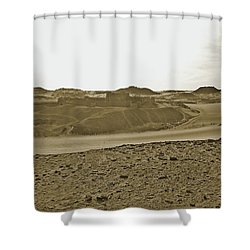 St. Simeon Shower Curtain