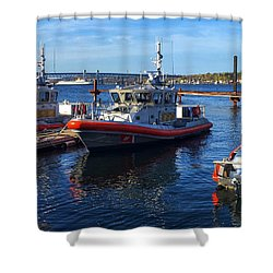 Sta. Nl Shower Curtain
