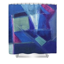 Stage Lights Shower Curtain