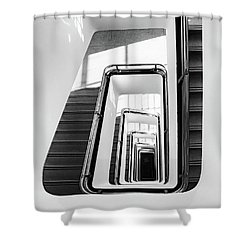 Staircase IIi Shower Curtain