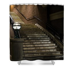 Staircase On The Blvd. Shower Curtain