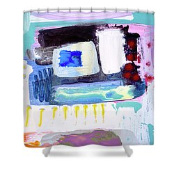 Staircase To Inner Sanctuary Shower Curtain