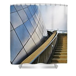 Staircase To Sky Shower Curtain