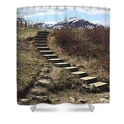 Stairway To Heaven II Shower Curtain