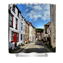 Staithes Shower Curtain