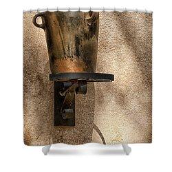 Standing Alone Shower Curtain by Sandra Bronstein