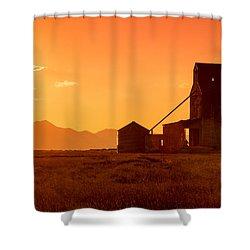 Stanford Sunset Shower Curtain