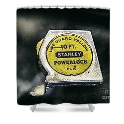 Stanley Powerlock  Shower Curtain