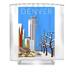 Stapleton Winter Shower Curtain