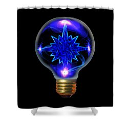 Star Bright Shower Curtain