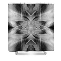 Star Butterfly Shower Curtain