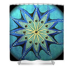 Star Dream Shower Curtain