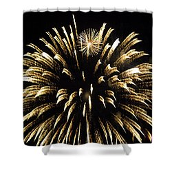 Shower Curtain featuring the photograph Star Flower by Tara Lynn