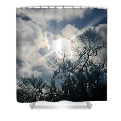 Star Light  Shower Curtain