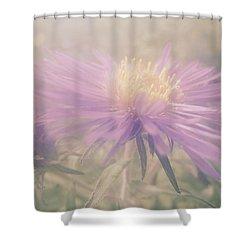 Star Mist Shower Curtain