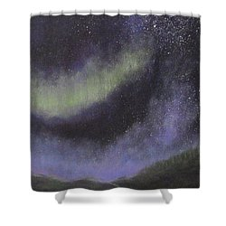 Star Path Shower Curtain