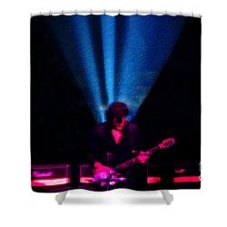 Star Power Shower Curtain by David Lee Thompson