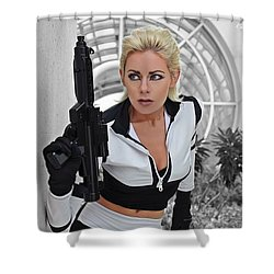 Star Wars By Knight 2000 Photography - Lookout Shower Curtain