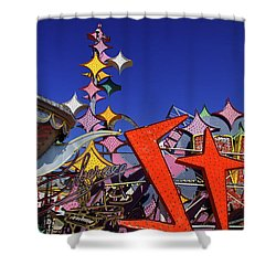 Shower Curtain featuring the photograph Stardust by Skip Hunt