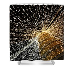 Stars Shower Curtain by Sylvie Leandre