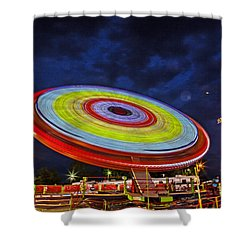 State Fair Shower Curtain