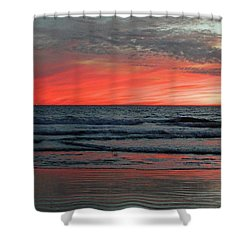 State Of Mind Shower Curtain by Everette McMahan jr