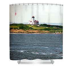 Staten Island Shower Curtain