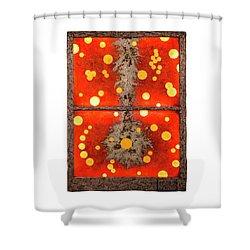 Static Pendulum Shower Curtain