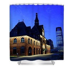 Station House Shower Curtain